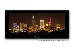 october moonrise poster