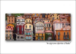 le signore dipinte d'Italia
