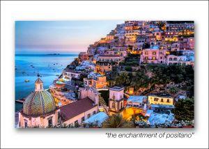 the enchantment of positano